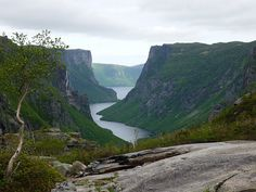 The Long Range Traverse in Gros Morne National Park