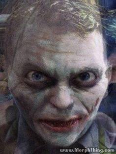 Gollum, Joker (Morphed) - MorphThing.com