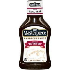 kc masterpiece barbecue sauce - Bing Images