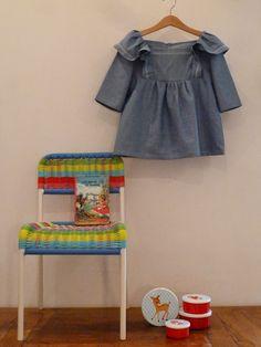 La blouse des malheurs de Sophie Couture Sewing, Diy Clothing, Baby Sewing, Ainsi, Magazine, Inspiration, Clothes, Baby Ideas, Home Decor