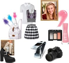 """""""Cher Horowitz: Clueless"""" by loinwonderland on Polyvore"""