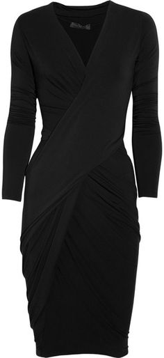 Donna Karan Wrap Dress