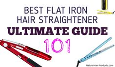 I feel that you'll agree with me when I say:  It's REALLY hard to decide which is the best flat iron hair straightener to get you the cutest results ever.  Or is it?  Well, it turns out, you can dramatically increase your knowledge by viewing this ONE complete guide...  ...a detail-filled flat iron guide that literally covers EVERY best-selling hair straightener brand on Earth! Just so you can have a Good Hair Day, everyday... CLICK TO SEE! Hair Straightener Reviews, Mason Pearson Brush, Flat Iron Reviews, Titanium Flat Iron, Hair Straightening Iron, Best Flats, Coarse Hair, Deep Conditioner, Good Hair Day
