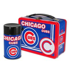 Chicago Cubs Lunch Box