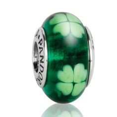 Pandora Kiss Me, I'm Irish Charm Hahaha that's pretty funny.  #PANDORA