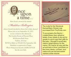 @Vanessa Rehac - here is invite sample