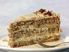 Dvanásť receptov na lahodné koláče a dezerty s mascarpone Sweet Desserts, Sweet Recipes, Cake Recept, Oreo Cupcakes, Vanilla Cake, Cheesecake, Food And Drink, Yummy Food, Sweets