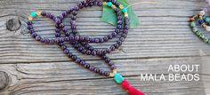 about mala beads