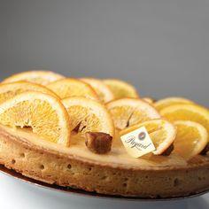 Orange Tart by Payard, NYC