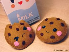 Yummy Kawaii Cookies!