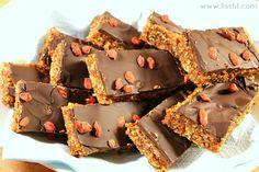 energibars recept choklad