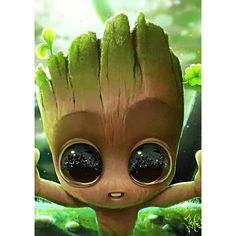 Is this Baby Groot, the baby Baby Groot? He is so adorable 😍 ctto Cartoon Wallpaper Iphone, Disney Phone Wallpaper, Marvel Wallpaper, Cute Cartoon Wallpapers, Cute Wallpaper Backgrounds, Baby Wallpaper, Kawaii Wallpaper, Animal Wallpaper, Wallpaper Wallpapers