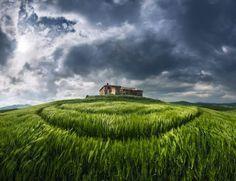 By Daniel Kordan, Tuscany
