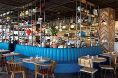 """Töpfeklappern und Stimmengewirr: Willkommen im """"Pots, Pans & Boards"""", dem neuen Restaurant von Michaelis Boyd in Dubai mit feinsten Speisen von Tom Aikens."""