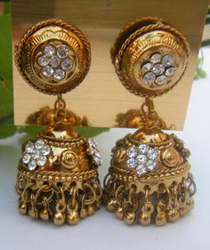 Flat 7% off on Earrings by Smriti's. Complete Collection Available here: http://www.indiebazaar.com/shop/Smritis/earrings?sort=mr