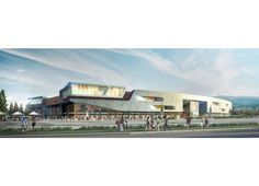 shopping mall design concepts - Поиск в Google