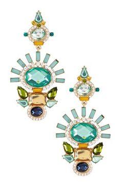 Cayman Chandelier Earrings