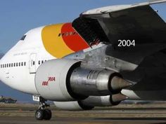 Jumbo 747 Iberia 1970-2006
