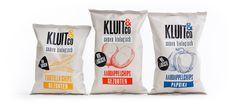 Kluit & Co chips: BooM creatives | branding & design