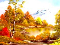 Autumn Glory - The Joy of Painting S5E11