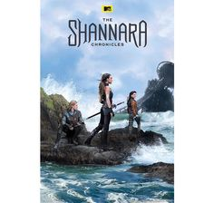 The Shannara Cronicles Poster. Hier bei www.closeup.de