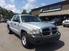 2006 Dodge Dakota Truck Quad Cab