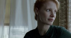 Jessica Chastain.  Cinematography by Emmanuel Lubezki.