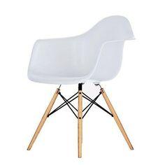DAW 'Eiffel' Chair inspired by Eames