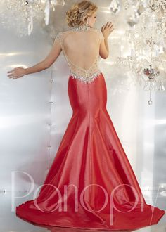 Panoply 44242 Iridescent Beaded Gown #CrushingOnRissyRoos