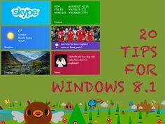 20 tips for Windows 8.1 | Reviews | CNET UK