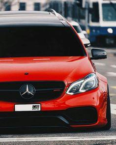 Mercedes E63 AMG • W212