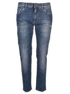 Denim Stretch Jeans 15 cm Spring/summer Dolce & Gabbana OZjh8MQ