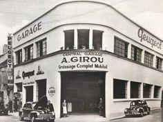 Peugeot Citroen Ds, Peugeot, Garages, Street View, Garage, Car Garage