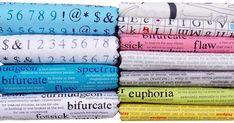 Wordplay by Sarah Fielke for Windham Fabrics Wordplay is Sarah Fielke's most recent collection for Windham Fabrics. The collection...