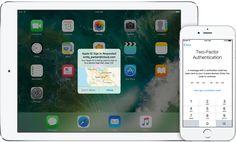 Zwei-Faktor-Authentifizierung für die Apple-ID - Apple Support