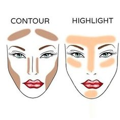 Tip on: Highlight & contour