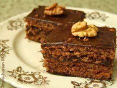 Receptek és egészség tippek: Kavart csokis – diós sütemény, a nagyi receptje alapján! Mennyei finomság!