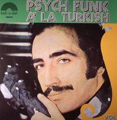 Psych Funk A La Turkish Vol. 1. juno.co.uk