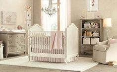 love the idea of crib in the middle (: