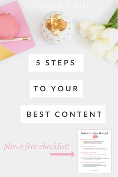 It's no secret that the brands with the best content get more likes, shares, readers, etc. If you're wondering how to create high quality content, we've got you covered with these 5 tips!