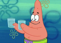 When he was exceptionally good with cleverly inventing something with the resources he had… | 24 Times You Connected With Patrick Star On A Spiritual Level