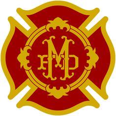 Fire Dept Blank Logo Clipart Best Firefighter