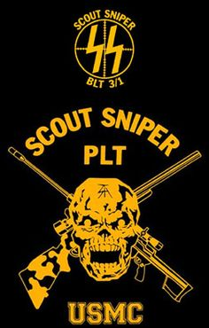 Marine sniper in Khe Sanh. | USMC | Pinterest | Snipers