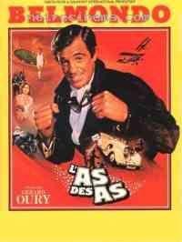 L'As des as est une film comique franco-allemand réalisé par Gérard Oury, sorti en 1982. En 1916, durant la Première Guerre mondiale, deux pilotes d'avion, le Français Jo Cavalier et l'Allemand Günther von Beckmann s'affrontent. Après s'être posés en catastrophe, les deux hommes se battent, mais se sauvent mutuellement la vie. Vingt ans plus tard, en 1936, Jo est devenu l'entraîneur de l'équipe française de boxe, équipe qui doit se rendre à Berlin