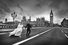 London + wedding = LOVE