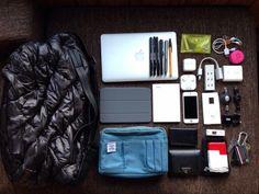 仕事以外の持ち歩き。 | HAMMER88のバッグの中身 - インマイバッグ