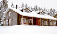 Särkijärven Majat - Accommodation Cabin, House Styles, Home Decor, Decoration Home, Cabins, Cottage, Interior Design, Home Interior Design, Wooden Houses