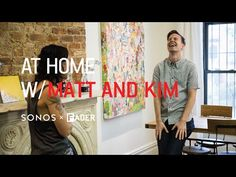 Matt and Kim - At Home With - FADER TV
