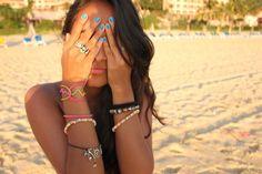 Beach days #loveisfree