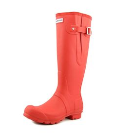 HUNTER | Hunter Original Adjustable Wellington   Round Toe Synthetic  Rain Boot #Shoes #Boots & Booties #HUNTER